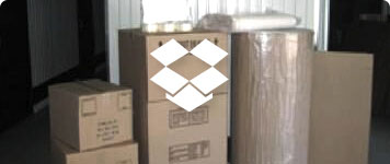 emballage boites de demenagement gareau