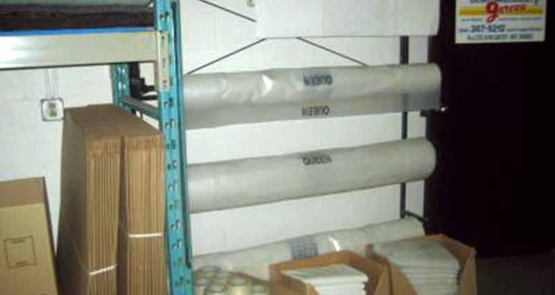 Boîtes de déménagement et emballage, Déménagement Gareau