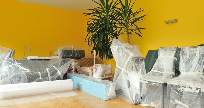 Emballage professionnel  – Déménagement Gareau